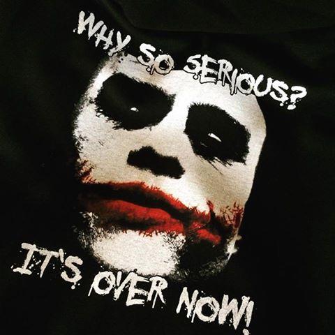 Der Joker Ist Schon Auch Cool Irgendwie Whysoserious