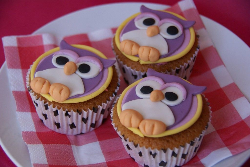 Pin van ariane op cupcakes decoratie traktaties en eten for Decoratie cupcakes