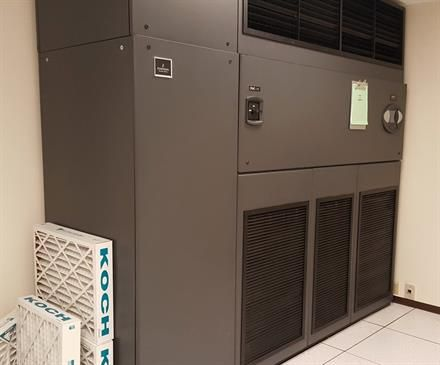 Liebert Air Conditioning Systems Are Highly Valued By Data Center Managers Because They Are Efficien Air Conditioning Units Data Center Air Conditioning System