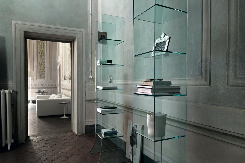 Babele Showcasemassimo Morozzi For Fiam Italia  Modern Custom Glass Showcase Designs For Living Room Review