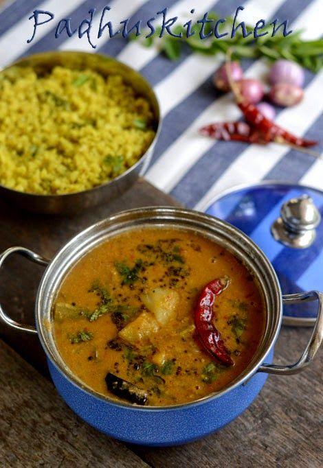 Varutharacha sambar kerala style recipes pinterest kerala varutharacha sambar kerala style indian vegetarian recipesindian food forumfinder Image collections