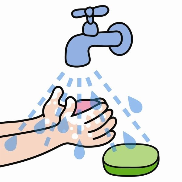 wash hands zdrav pinterest clip art hands and hand washing rh pinterest com clipart picture of washing hands clip art washing hands with wipes