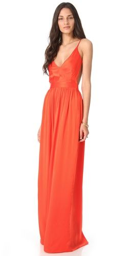One By Contrarian Babs Bibb Maxi Dress Bop