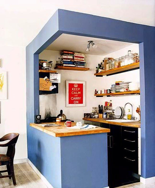 Ideas Deco Cocinas Abiertas En Espacios Pequenos Sorteo Decoracion De Cocinas Pequenas Fotos De Cocinas Pequenas Decoracion De Cocina Moderna