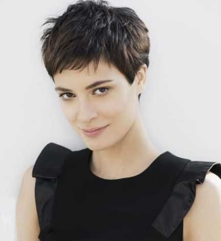Enjoyable Cool Pixie Haircuts For Thick Hair Trendy Hairstyles 2015 2016 Hairstyle Inspiration Daily Dogsangcom