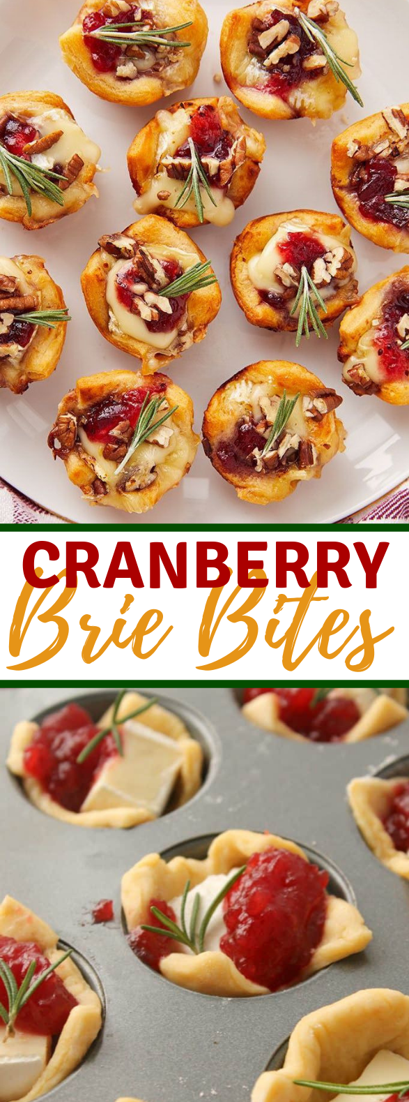 Cranberry Brie Bites #appetizers #party #pastry #meals #cranberry #cranberrybriebites Cranberry Brie Bites #appetizers #party #pastry #meals #cranberry #cranberrybriebites