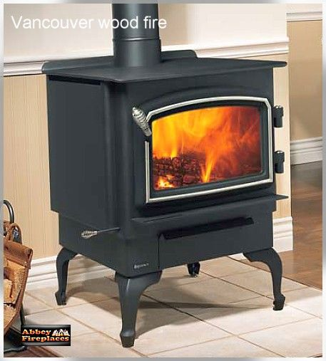 Regency Vancouver Freestanding Slow Combustion Wood Heater By