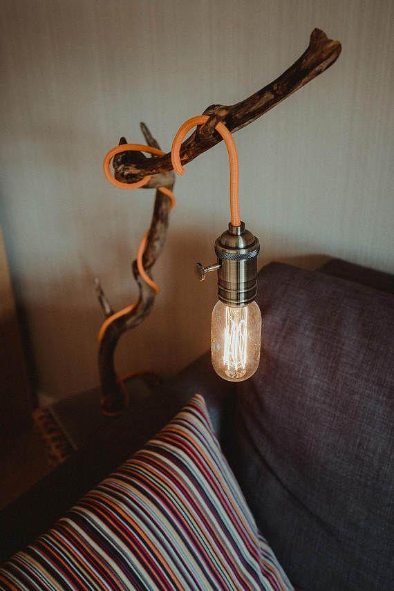 Lampe en bois fait maison Iroquois MY PRODUCTS Pinterest Iroquois - tour a bois fait maison