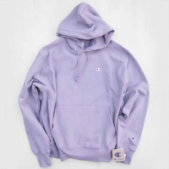 Lavender Champion hoodie | Trendy hoodies, Champion clothing