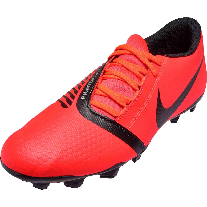 Nike Phantom Venom Club Fg Game Over Soccerpro In 2020 Nike Football Boots Soccer Cleats Nike Nike Soccer Shoes