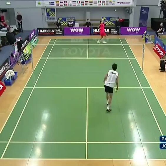 Wtf Moment In Badminton