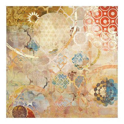 Festival Canvas Art Print | Kirklands | Jasmine | Pinterest ...