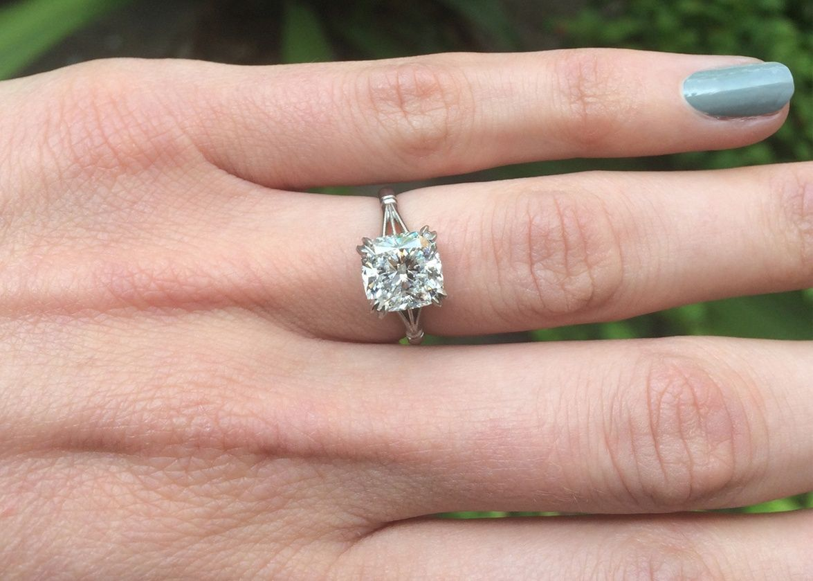 Cushla Whiting - T & D | ENGAGEMENT RINGS | Pinterest | Engagements