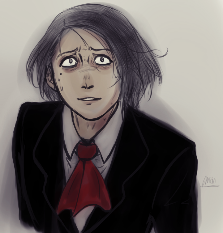 """""""You, vile pest."""" 