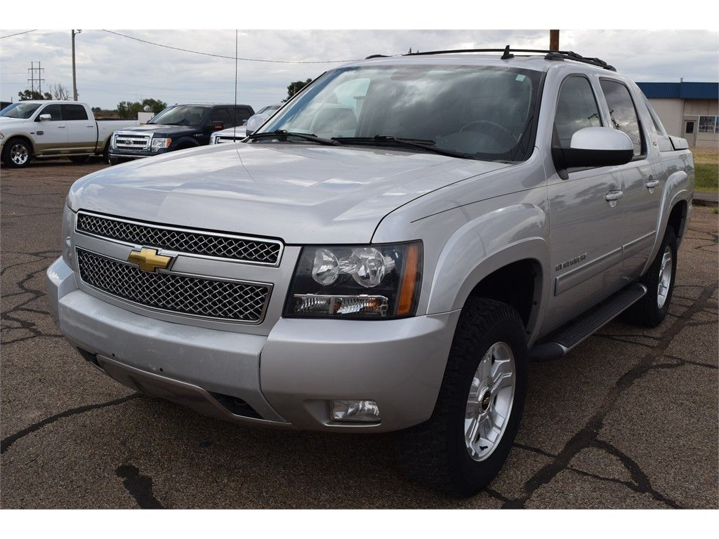 Avalanche chevy avalanche 2011 USED 2011 CHEVROLET Avalanche 4WD CREW CAB LT at Bender Honda ...