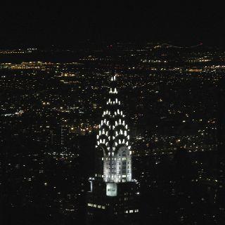 Chrysler Building, New York <3