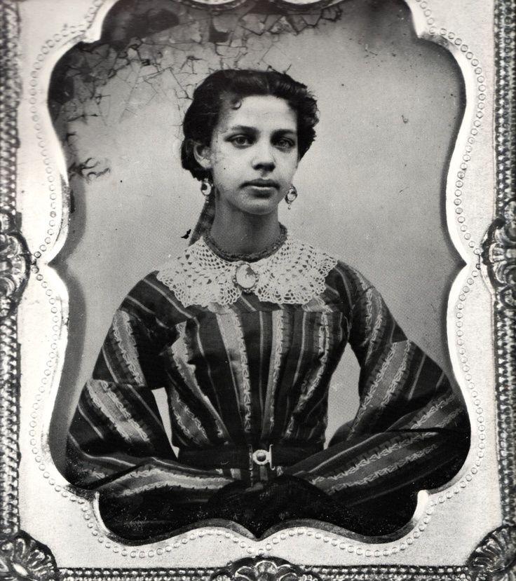 Blackhistoryalbum Lady In Waiting Portrait Of A Black