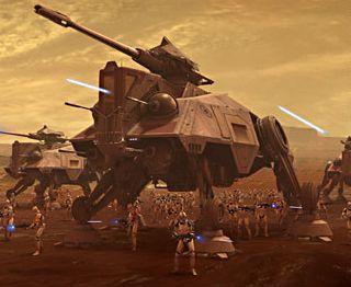 At Te Walker Star Wars Images Star Wars Ships Star Wars Wallpaper