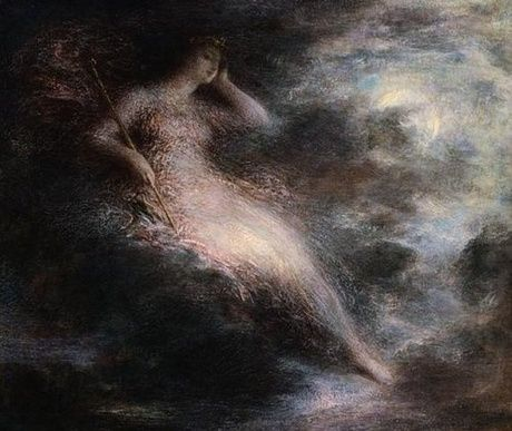 Henri Fantin-Latour, The Queen of the Night