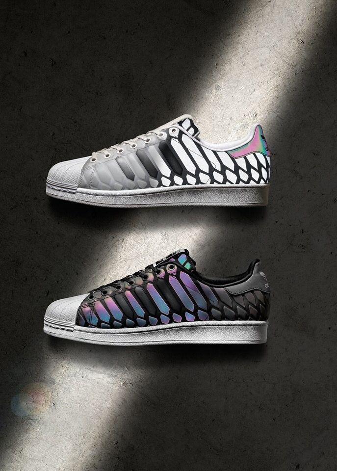 Superstar Adidas Reflective