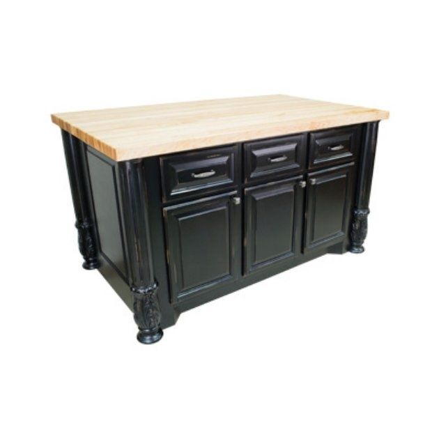 Jeffrey Alexander Kitchen Island Kitchen Island By Jeffrey