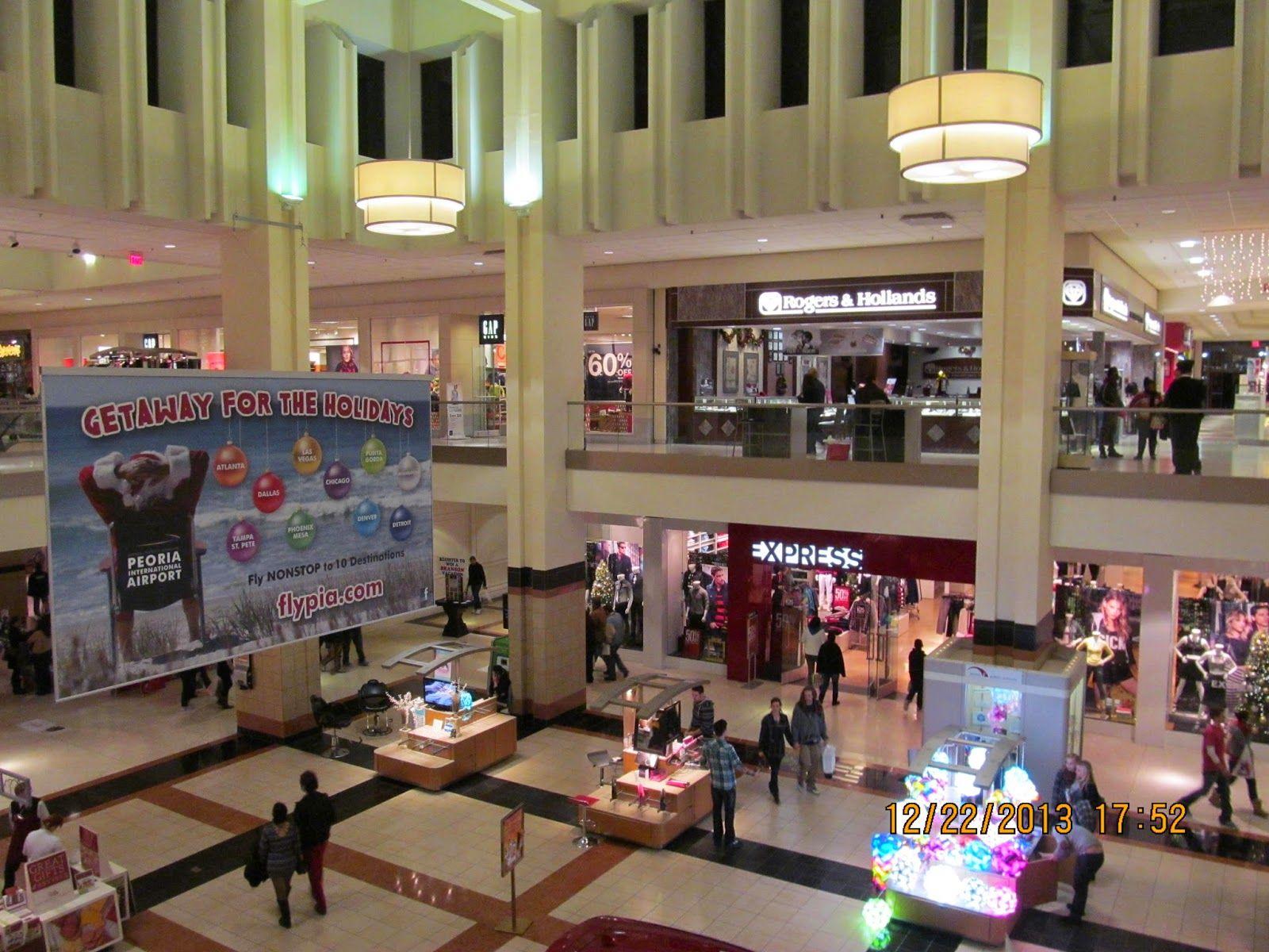 Northwoods Mall (Peoria, IL) Peoria, Peoria illinois