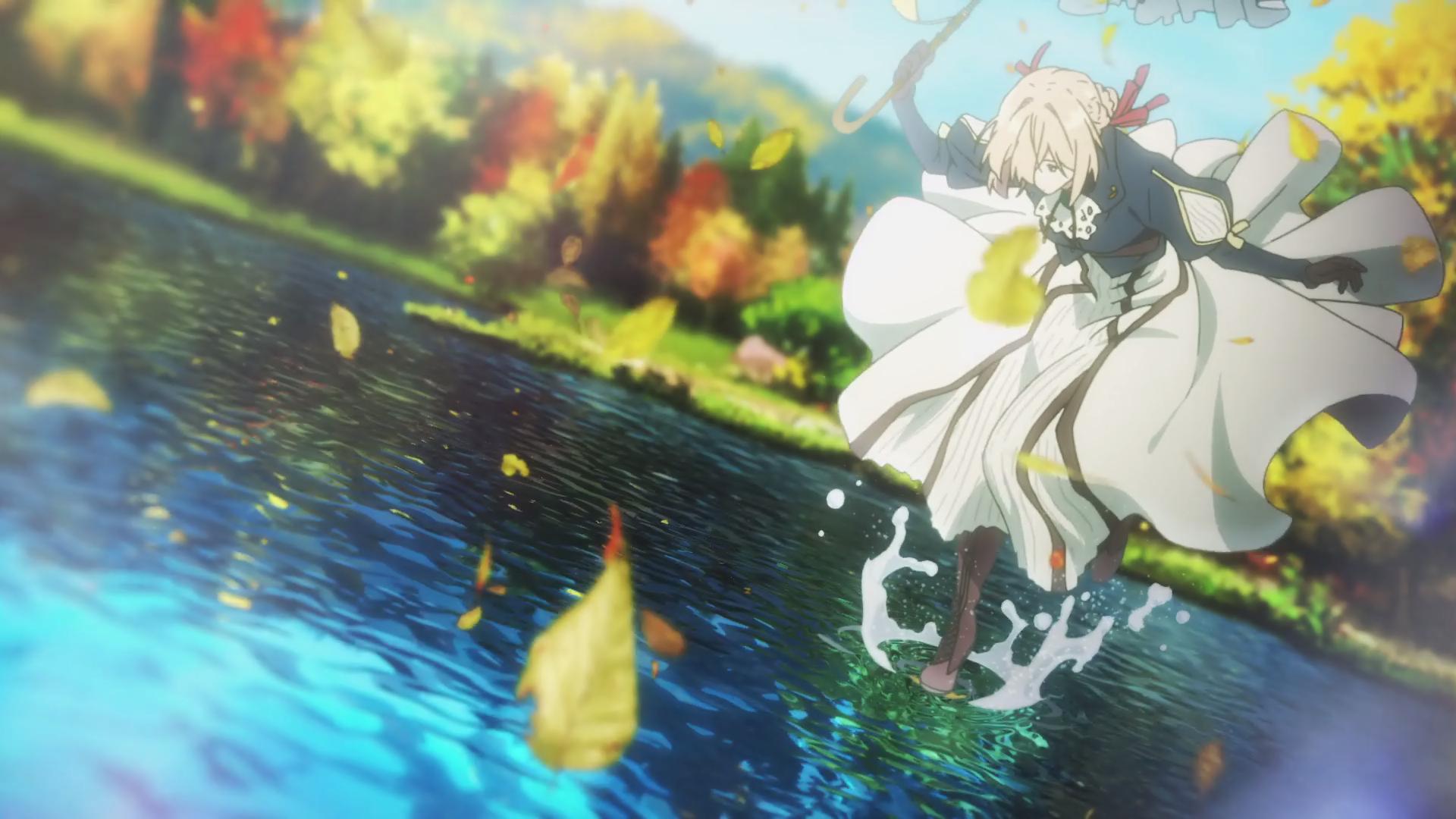 【討論】2018冬番《紫羅蘭永恆花園》13 集中討論串 Violet evergarden anime