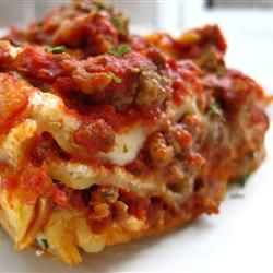 """The World's Best Lasagna""....best lasagna I've had by far!"