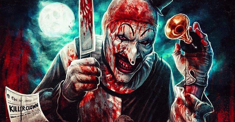 Gruseliger Horrorfilm