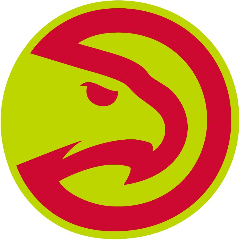 Atlanta Hawks Alternate Logo Atlanta Hawks Logos Atlanta Falcons Wallpaper