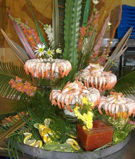 wedding reception food bar ideas | bride.ca | Catering 101 ...