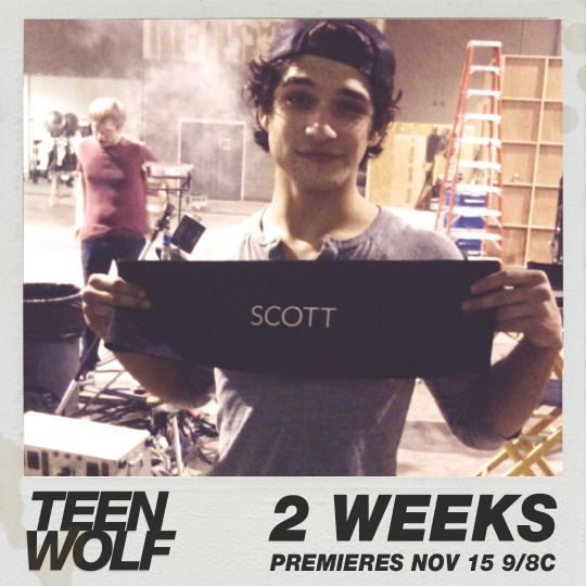 Teen Wolf - Season 6 - 2 weeks - Hold on tight to the memories.