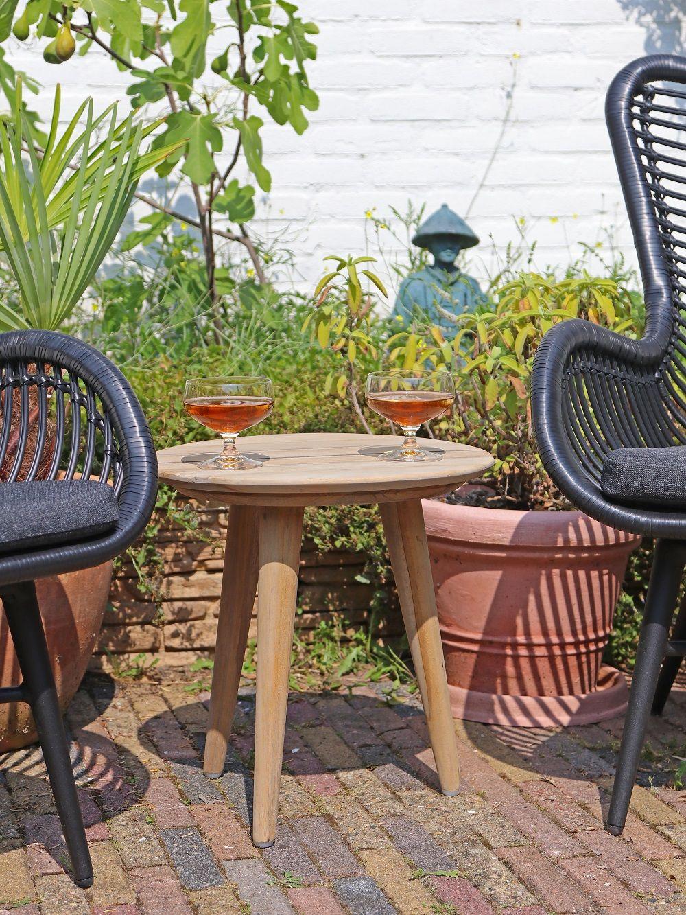 Faszinierend Ausgefallene Gartenmöbel Foto Von Rough-k Beistelltisch #gartenmöbel #beistelltisch #holz
