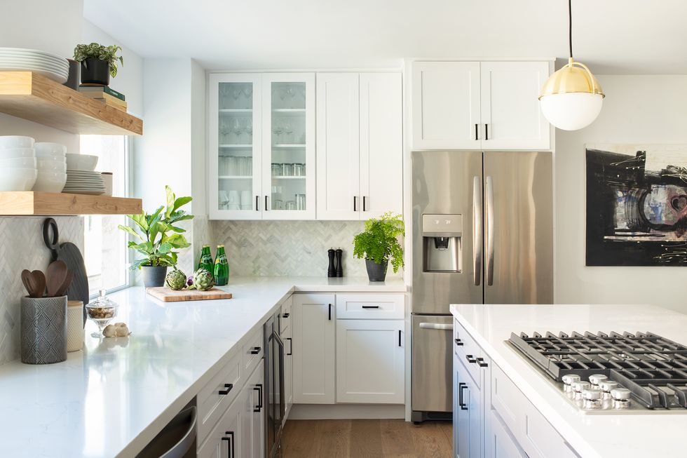 8 Top Trends For Kitchen Countertop Design In 2020 With Images