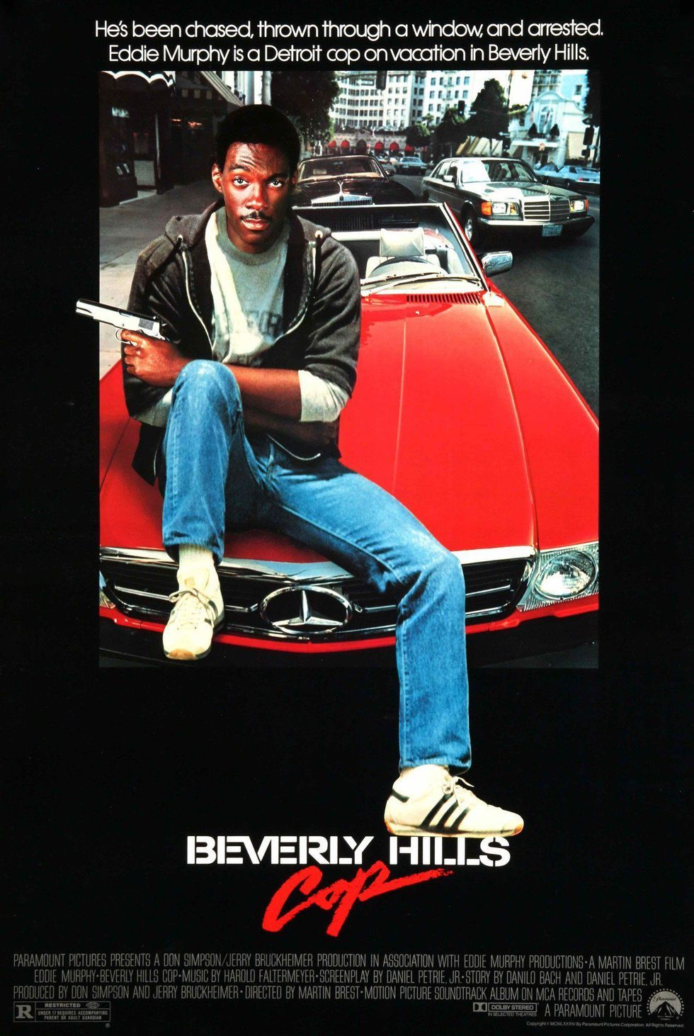 The Best 80s Movies Ever Made With Images Beverly Hills Cop