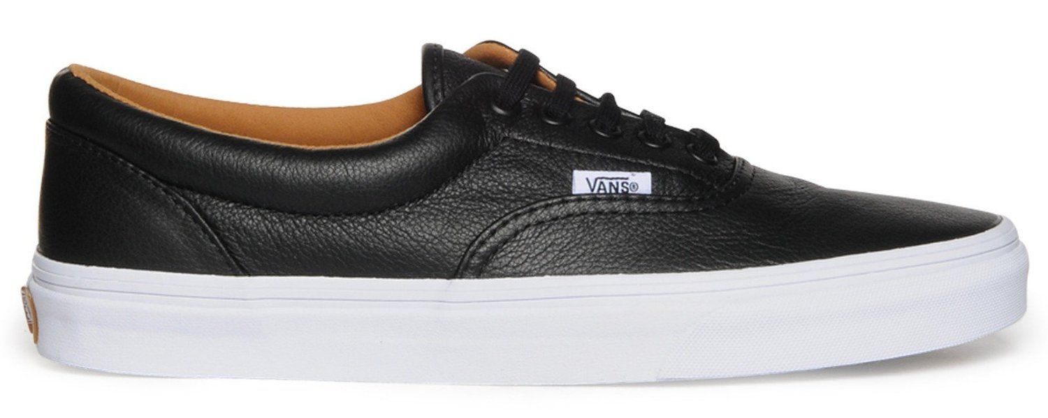 b69cb031d06 Vans ERA Classics premium leather black  Amazon.de  Shoes   Handbags ...