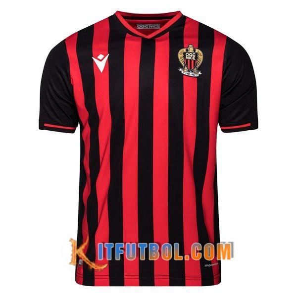 Camisetas Futbol Ogc Nice Primera 19 20