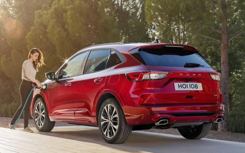 Ford Kuga St Line 2020 Ford Kuga Ford Diesel Ford Suv