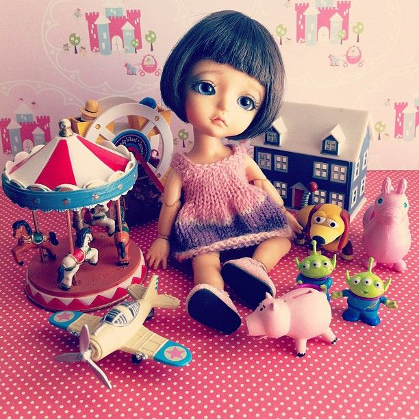 Dantop Lati Lea Tan And Toys Ball Jointed Dolls Toys Dolls
