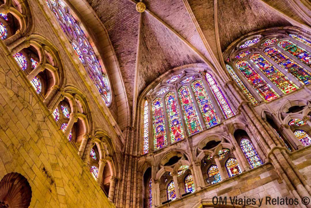 7 Lugares Que Ver En Leon Imprescindibles Que Ver En Leon Catedral Gotica Catedral