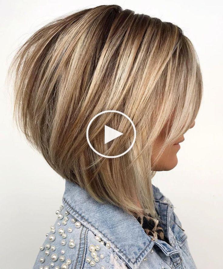 Pin on diy a line bob haircut at home