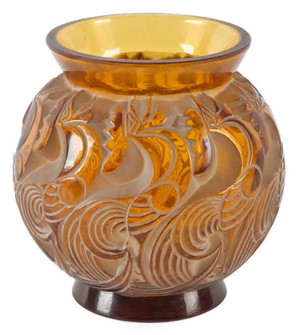 Lalique Vase Le Mans Roosters Pinterest Le Mans And Glass Art