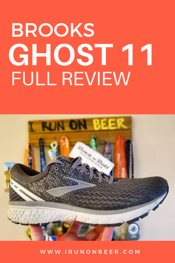 5803ca9c521 Like running on air! The new Brooks Ghost 11 cushion is a whole new ...