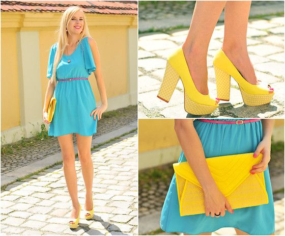 HELLO SUMMER! (by Meri Wild)  actually I'm thinking the shoes are the best part of this outfit