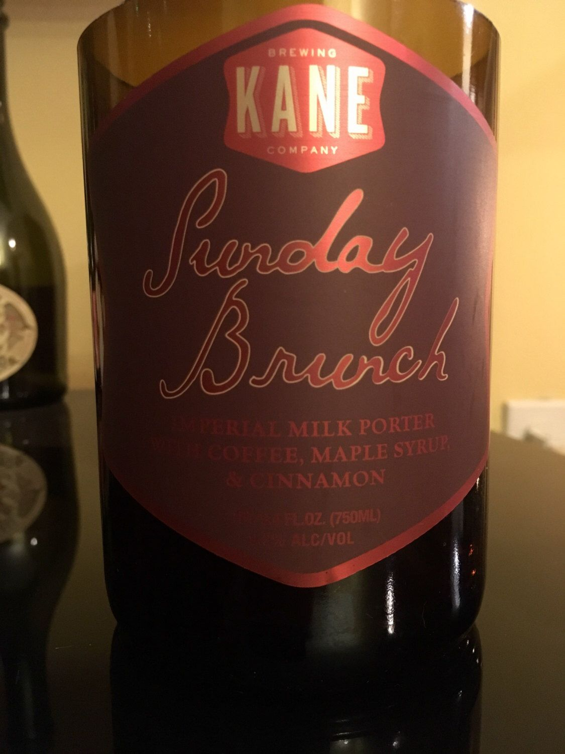 kane brewing beer candle sunday brunch brunch and brewing beer