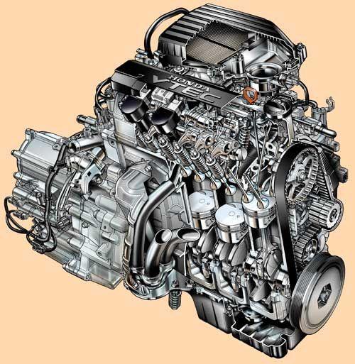 Pin en engines cutaways