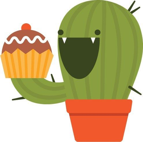 Georgetown cupcake cactus community post a definitive ranking of facebooks cactus stickers