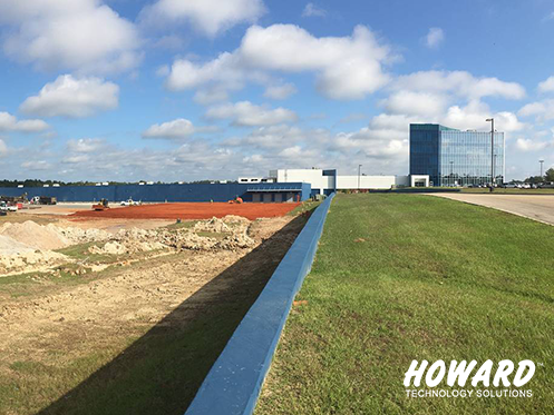 Construction Is Underway Here At Howard Technology Howard Technology Solutions Medical New Building Construction Construction Building Expand