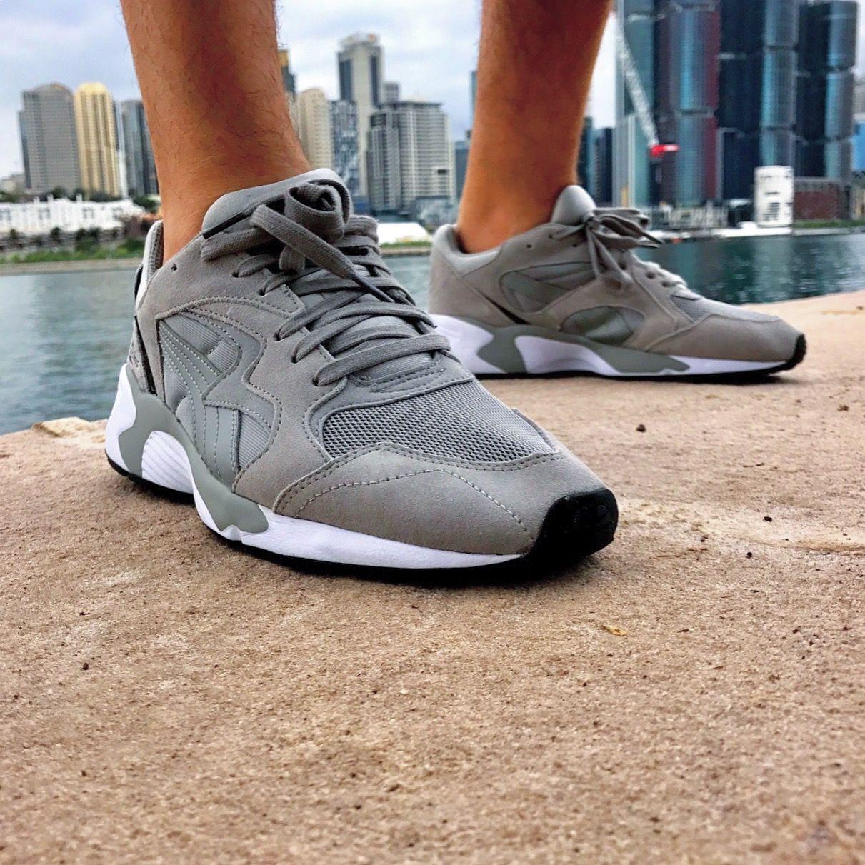 Puma Prevail: Grey