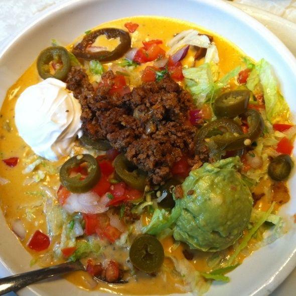 Chuy Gooey Dip Chuy S Comida Deluxe Super Bowl Food Food Yummy